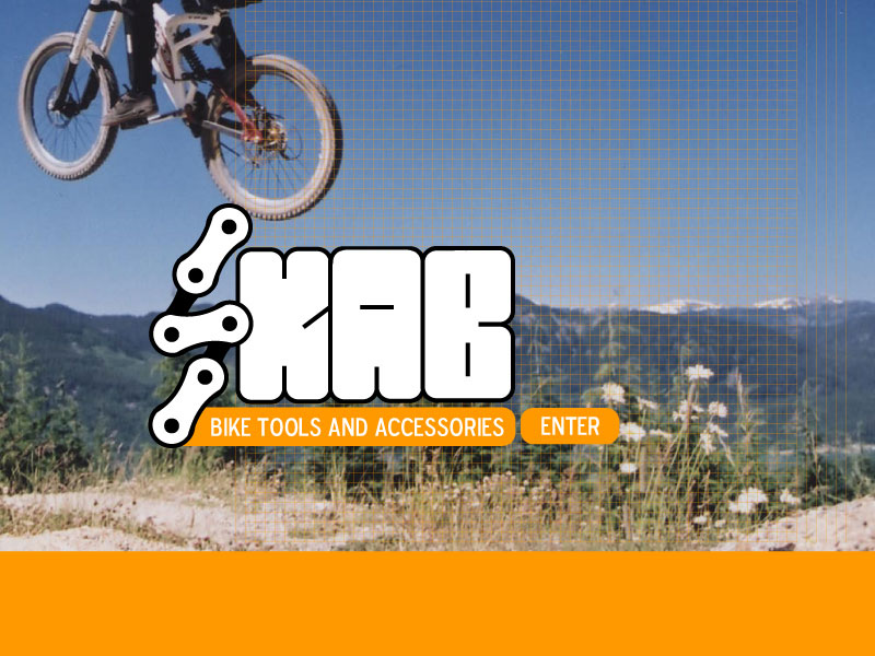 skab bike tools and accessories homepage.